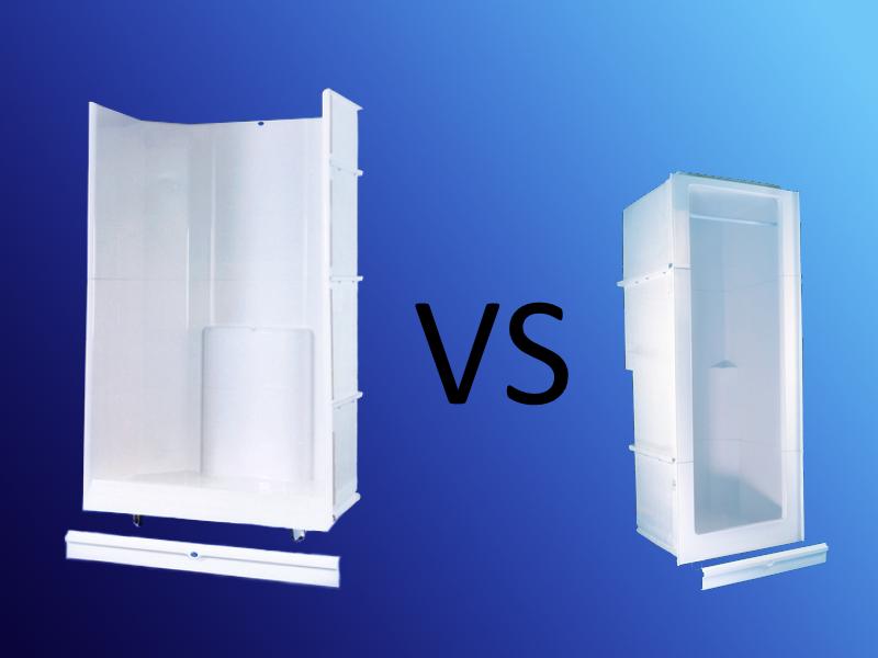 Small Shower Pods Vs Large Shower Pods For Student Housing